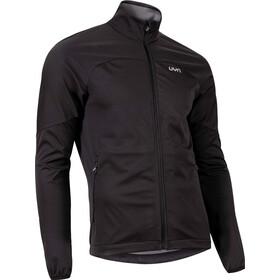 UYN Running Alpha Winter Wind Jacket Men black